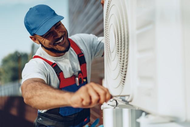 AC installation services in Dubai