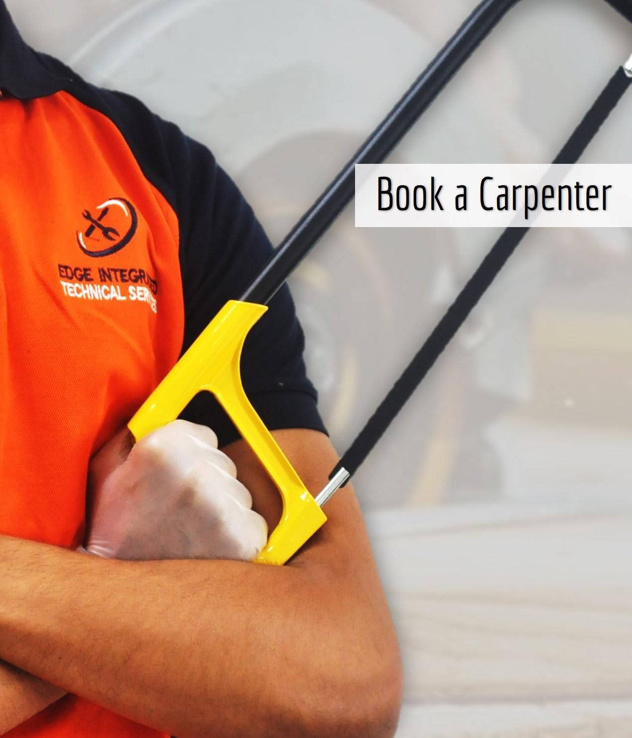 Book A Carpenter